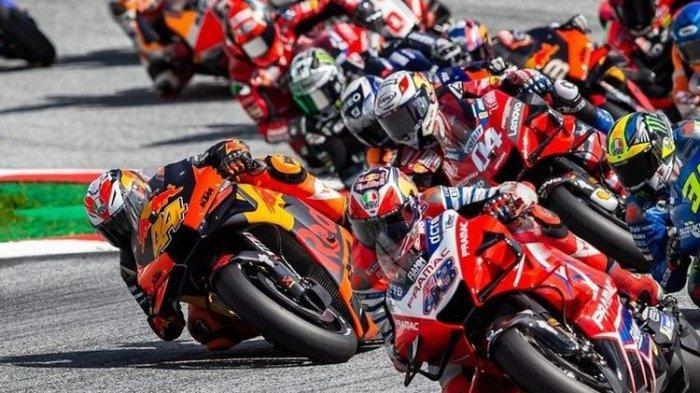 JAM TAYANG MotoGP Malam Ini, Link Live Streaming MotoGP, Espargaro Memimpin Balapan di Pole Position