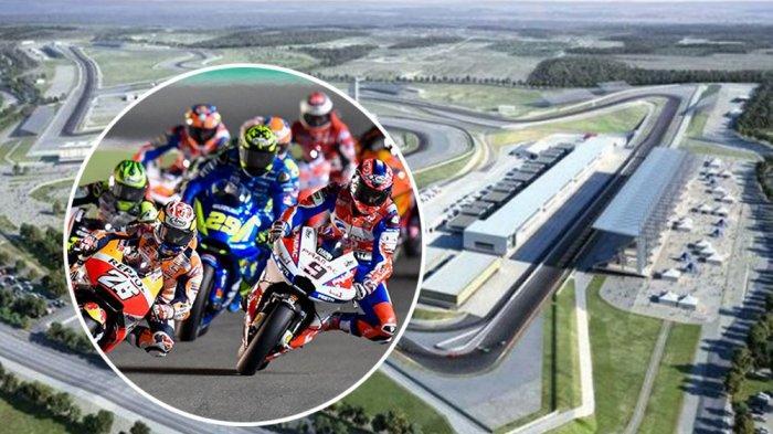 Sirkuit Mandalika Resmi Gelar Seri Kedua MotoGP Indonesia, Berikut Jadwal MotoGP 2022