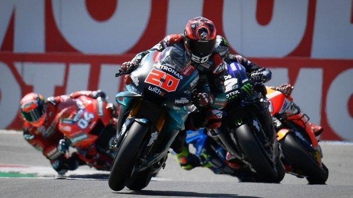 SEDANG BERLANGSUNG Live Streaming MotoGP Aragon, Klik Live Hasil MotoGP| Link Live Trans7