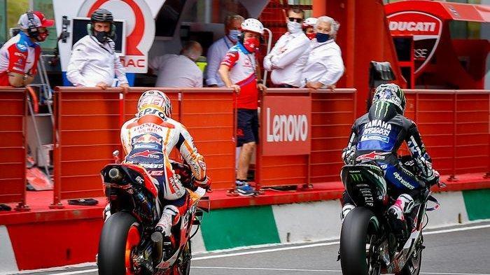 BERITA MotoGP - Honda Siapkan Motor 'Radikal' untuk Marquez, Vinales Berpisah dengan Yamaha