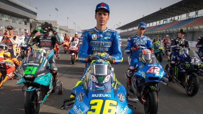 LINK Live Streaming MotoGP Qatar 2021, Saksikan Race Jam 00.00 WIB Di Trans7 & Fox Sport