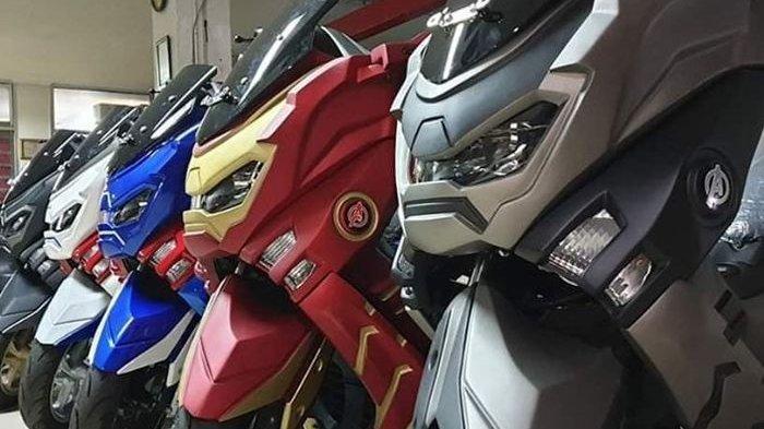 BURSA MOTOR BEKAS - Yamaha Nmax Bekas Dihargai Rp 8,5 Jutaan
