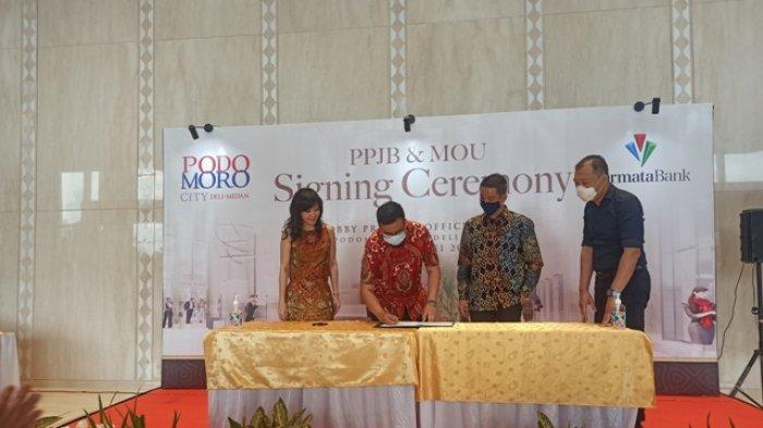 Usung Fasilitas Modern, Premium Office Tower Podomoro Digadang Jadi Smart Office Pertama Kota Medan