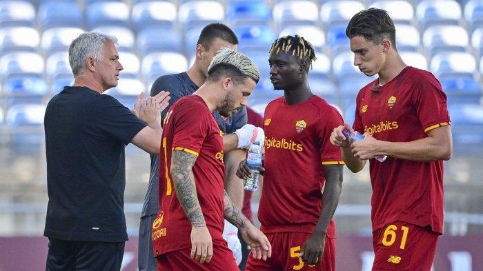 Jadwal Live Juventus Vs AS Roma, Ambisis Roger Ibanez, Yakin Kecerdasan Mourinho Jadi Tumpuan
