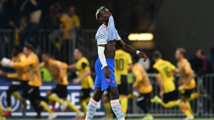 HASIL Liga Champions - Kejutan Young Boys Buat Aksi Comeback, Kalahkan 10 Pemain Man United