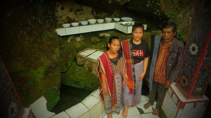 KISAH Hilangnya Si Boru Langgatan dan Kini Menjadi Lokasi Wisata Keramat Sampuran Na Pitu di Samosir