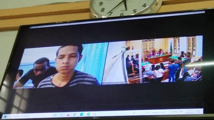 Seorang Ibu Histeris Minta Anaknya Dihukum Mati, Sang Anak Bilang Dijebak Polisi Polrestabes Medan