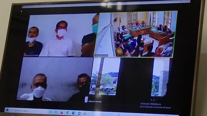 Usai Ditangkap di Kualanamu, Mantan Kadis BMBK Effendy Pohan Jalani Sidang Kasus Pemeliharaan Jalan