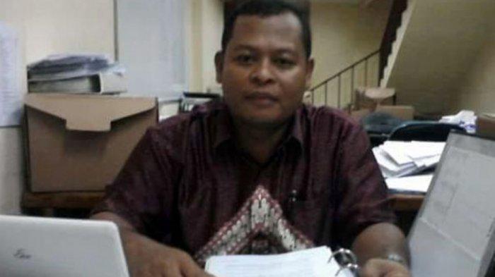 PENGAMAT pendidikan Kota Medan, Muhammad Rizal Hasibuan.