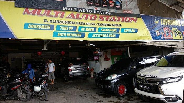 Rawat Kendaraan dengan Produk Berkualitas di Multi Auto Station