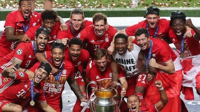 Bayern Muenchen Justru Bakal Ditinggal Para Pemain Andalannya Usai Sabet Juara Liga Champions