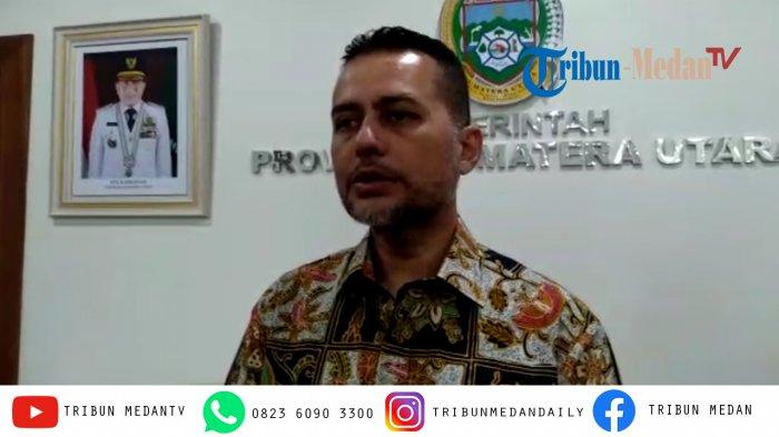 Wakil Gubernur Sumatera Utara Musa Rajekshah atau akrab disapa Ijeck menyampaikan belasungkawa atas wafat Presiden Ketiga RI BJ Habibie