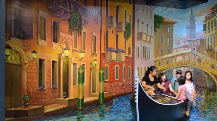 Magic Eye 3d Museum Tawarkan Promo Rp 50 Ribu Hingga Akhir Februari Tribun Medan