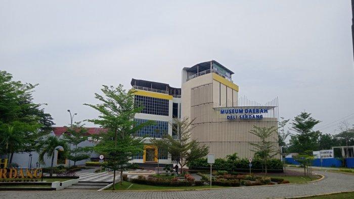 Museum Deliserdang, Penuh Dengan Aneka Benda dan Cerita Sejarah, Cocok Jadi Tempat Wisata Edukasi