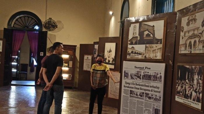 Alami Penurunan Hingga 80 Persen, Museum Tjong A Fie Andalkan Uang Kas Untuk Perawatan Bangunan