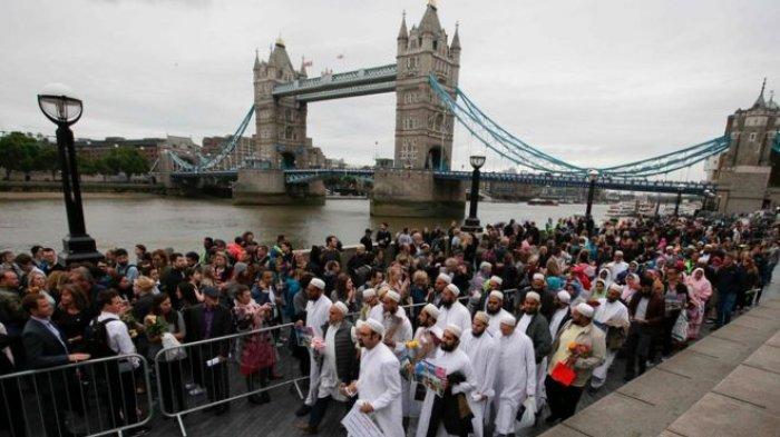 Imam Inggris Tolak Salatkan Jenazah Teroris Serangan London