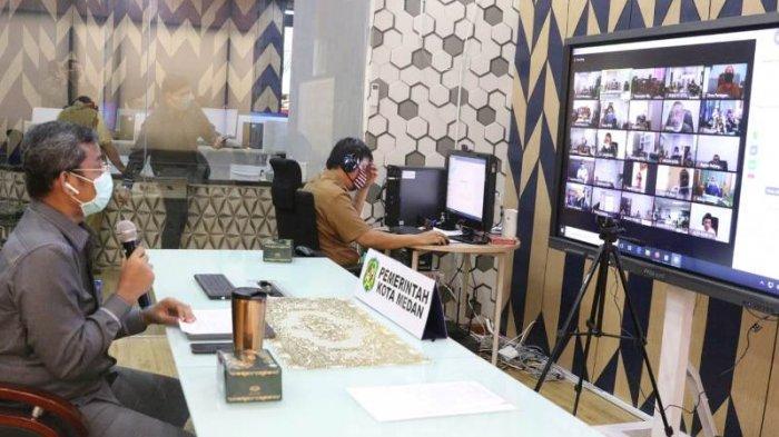 Pemko Medan Gelar Musrembang, Sekda Minta Fokus Pemulihan Sektor Ekonomi Pasca Covid-19