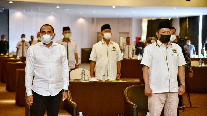 Gubernur Edy Rahmayadi Minta APPSI Bantu Pemerintah Tangani Pasar yang Sakit