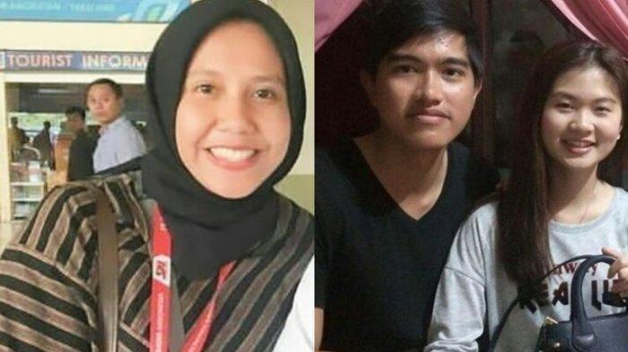 Nadya Afrita, Kaesang Pangarep dan Felicia Tissue -