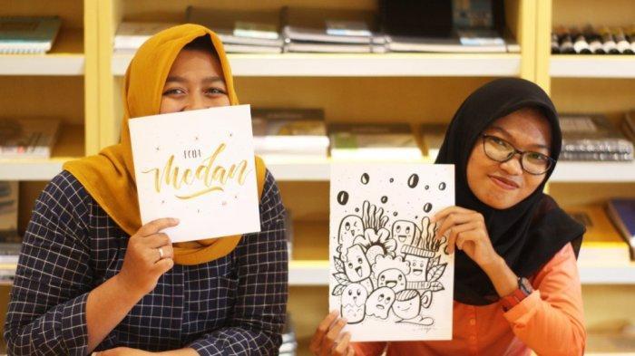 Tergabung dalam FODA, Para Seniman Ingin Percantik Flyover di Medan, Ini Rencana Mereka