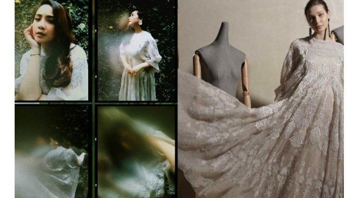 Jalani Pemotretan Virtual, Nagita Slavina Kenakan Baju Karya Desainer Kondang, Harganya Fantastis