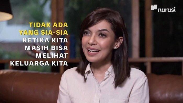 Lewat Akun Instagram, Najwa Shihab Sampaikan Sedang Jatuh Sakit, Dirawat di Rumah Sakit