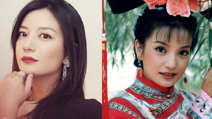 Di Usia 42 Tahun Tetap Cantik dan Memesona, Ini Foto-foto 'Putri Huan Zhu'