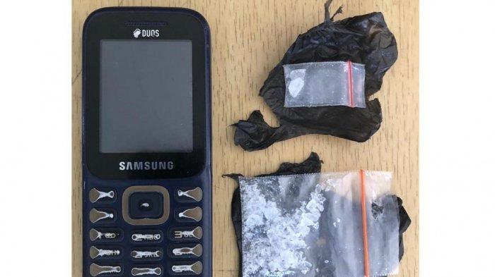 Kejar Pemilik Narkotika Sampai ke Tebingtinggi, Sat Narkoba Simalungun Dapat Barang Bukti 1,75 Gram