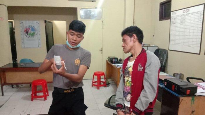 Gagal Pakai Narkotika, Faisal Ditangkap Petugas dari Kediamannya di Tanjung Balai Selatan