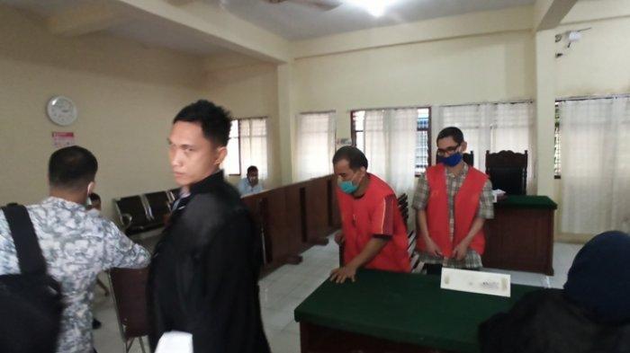 Dua Pengedar 1 Kg Sabu Modus Bungkus Teh Guanyinwang Dituntut 18 Tahun Penjara