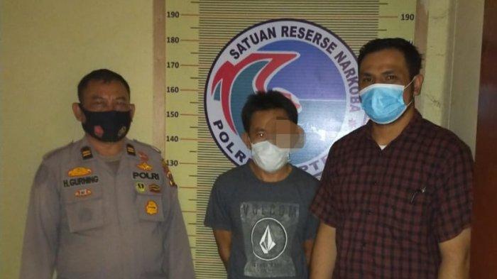 Miliki Narkotika Jenis Sabu, Petugas Polres Tapteng Tangkap Seorang Nelayan