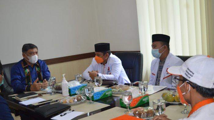 Ali Yusuf Siregar Terima Kunjungan Silaturahim Kebangsaan PKS Deliserdang