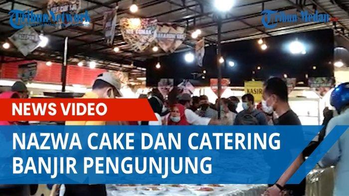 Buka Bazar Ramadan, Nazwa Cake dan Catering Banjir Pengunjung, Raih Omset Hingga Ratusan Juta