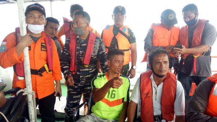 Seorang Nelayan Korban Kapal Tenggelam di Nias Ditemukan Dalam Keadaan Hidup, 8 Lainnya Masih Dicari