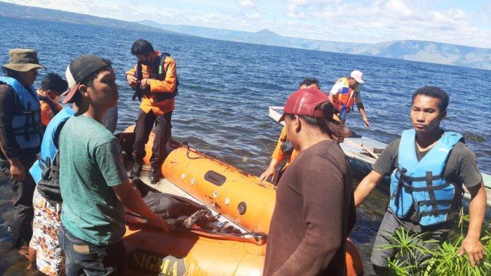 SAR Gabungan Akhirnya Temukan Jasad Nelayan Danau Toba di Kedalaman 15 Meter