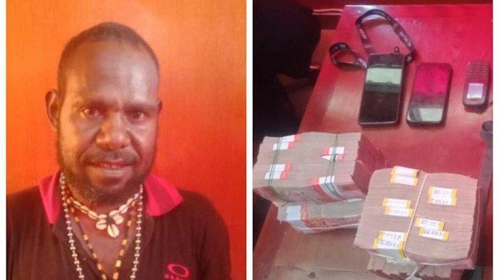 Pemasok Senjata ke KKB Papua, Terungkap Aliran Dana dari Oknum Ketua DPR dan Pemkab