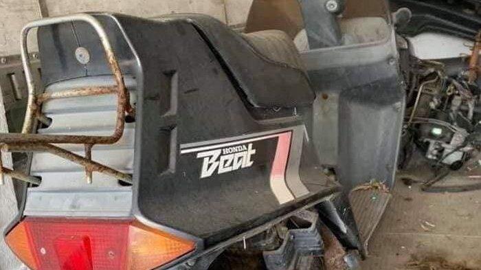 Geger Penampakan Nenek Moyang Honda Beat, Dari Tahun 80-an, Bikin Warganet Kepincut Rebutan Beli