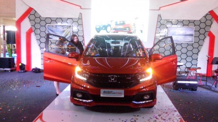 Ini Daftar Harga New Honda Mobilio Tribun Medan