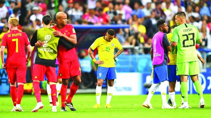 Tragedi Kekalahan Brasil Lebih Parah dari Kiprah Selecao di Piala Dunia 2014