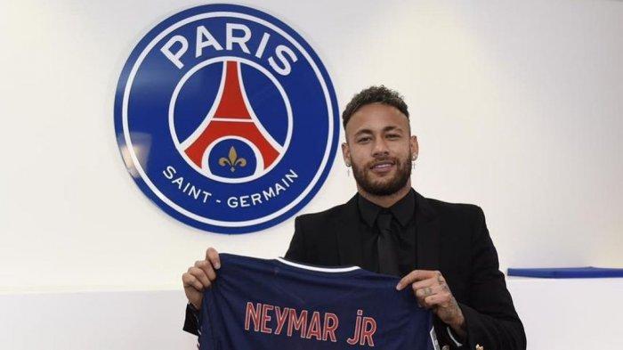 Neymar Pilih Bertahan Di PSG Bergaji Rp 64 Juta Perjam, Alasannya Perpanjang Kontrak Bukan Duit