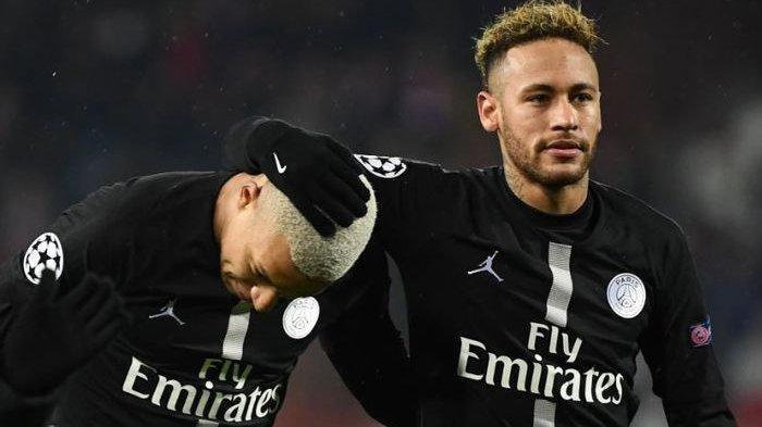 Neymar Yakin Menang atas Manchester City, Siap Mati di Lapangan demi Lolos ke Final Liga Champions