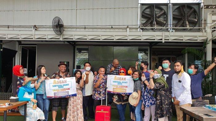Tim Indonesia berhasil memenangkan juara 1 dan juara 2 dalam ajang Malaysia Truly Asia ASEAN Virtual Hunt 2020 yang diselenggarakan oleh Tourism Malaysia pada hari Jumat (11/12/2020).