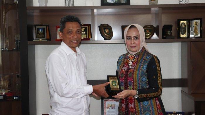 UISU-Gemilang Nusa Kreasindo Bangun Kampung Wisata Batik