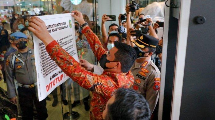 Keberanian Bobby Nasution, Rubuhkan Bangunan Perusak Cagar Budaya hingga Segel Centre Point