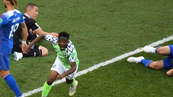 BRAVO! Nigeria Bangkit dan Berpeluang Lolos ke Babak 16 Besar, Islandia Takluk