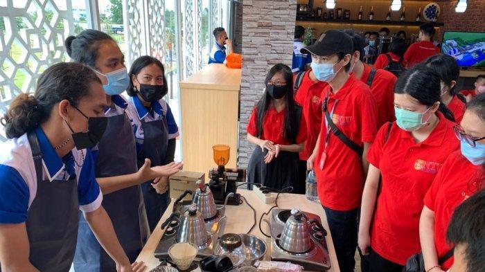 NTU Academy Bersama BBPLK Medan Kolaborasi Mewujudkan Entreprenuer Muda
