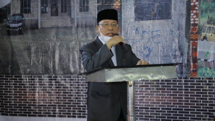 John Hardi Nasution Resmi Dilantik Menjadi Ketua IKNAS Kabupaten Asahan Periode 2021-2024