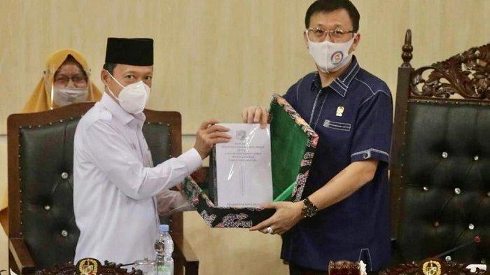 Pjs Wali Kota Medan Nilai R-APBD 2021 Sudah Sesuai Peraturan yang Berlaku