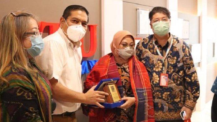 Soal NTU Academy Sumut, Menaker Ida: Semoga Wujudkan SDM Unggul