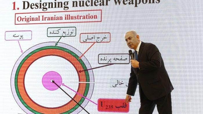 Usai Bantu Hamas, Israel Janji Akan Hancurkan Iran, Sebelumnya Reaktor Nuklir Iran Telah Diledakkan